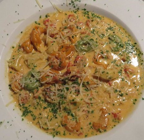 Hayesville, Северная Каролина: Crawfish Pasta