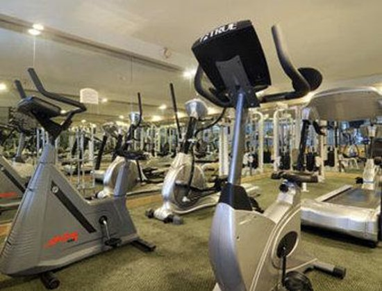 Ramada Inn Montgomery: Workout Room