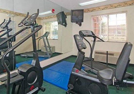 Frederick, : fitness center