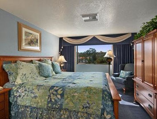 Ramada Inn San Diego South: Penthouse Suite