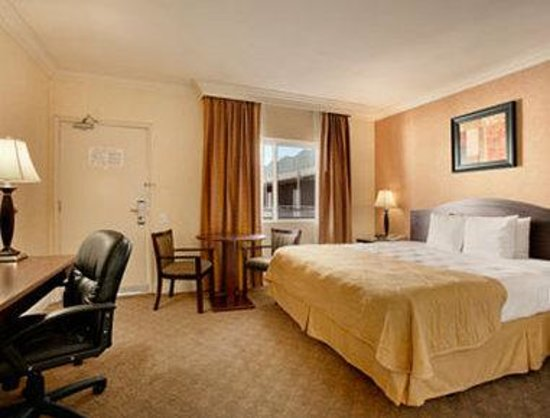 Ramada Los Angeles Convention Center: Standard King Bedroom