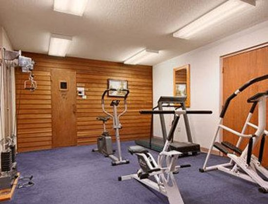 Whitehall, MI: Fitness Centre