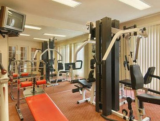 Ramada Inn Conference Center Lewiston / Auburn: Fitness Centre