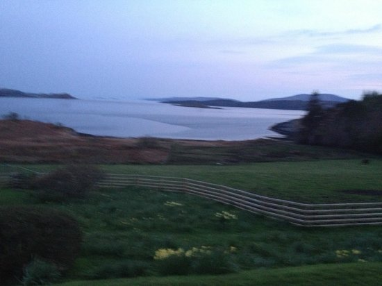 Loch Melfort Hotel and Restaurant: Great views