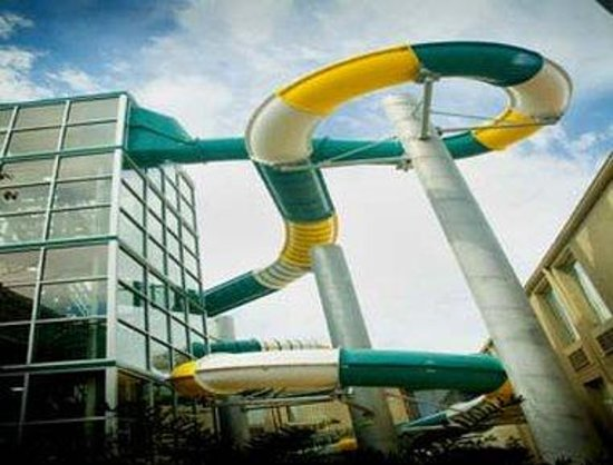Saint Joseph, MO: Giant Slide
