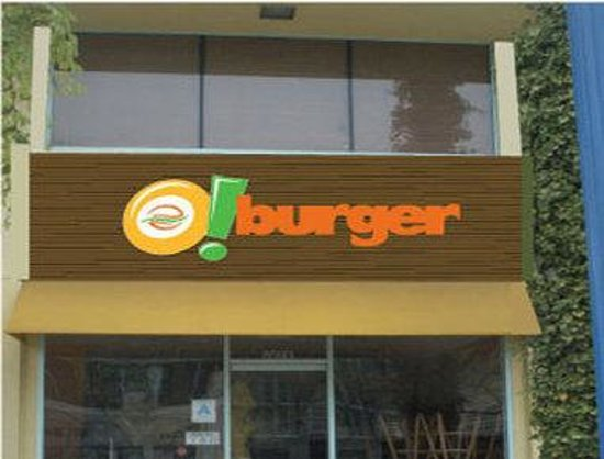 Ramada Plaza Hotel-West Hollywood: O Burger