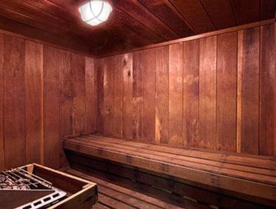 Ramada Kennedy Space Center: Sauna