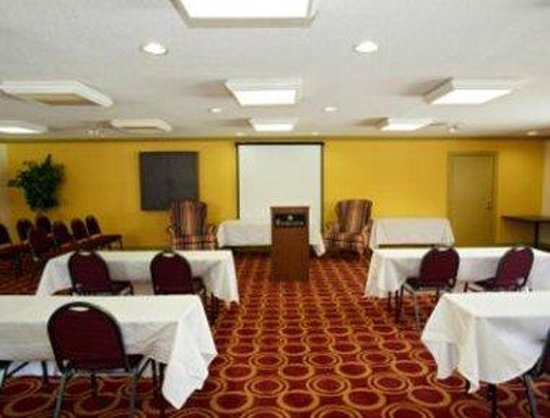 Ramada Inn Tuscaloosa: Meeting Room
