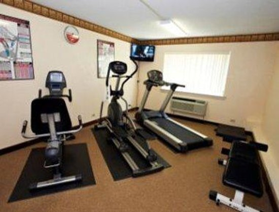 Ramada Inn Tuscaloosa: Fitness Center