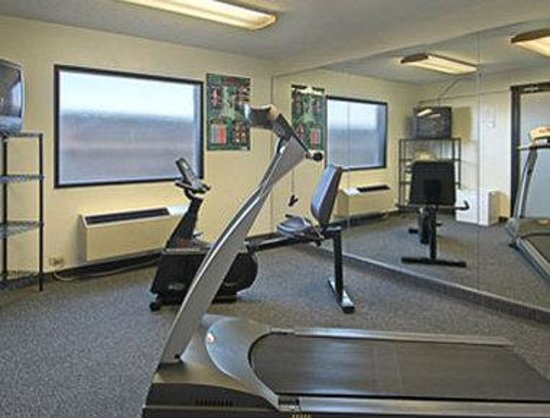 Ramada DFW Airport North Irving: Fitness Center