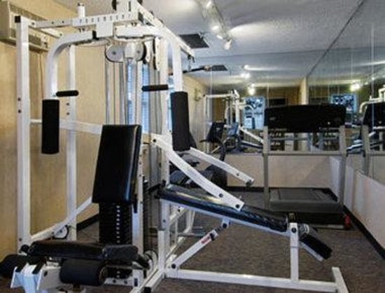 Ramada BWI Airport Arundel Mills: Fitness Center