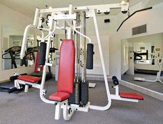 Ramada Inn Blue Ridge: Fitness Center