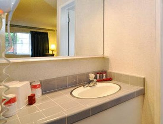 Ramada Limited Monterey: Bathroom