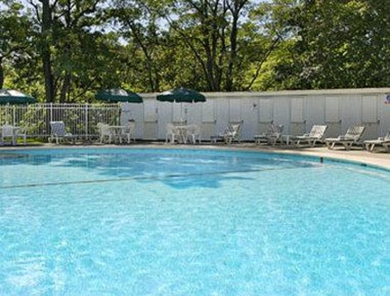 Ramada Inn Yonkers: Pool