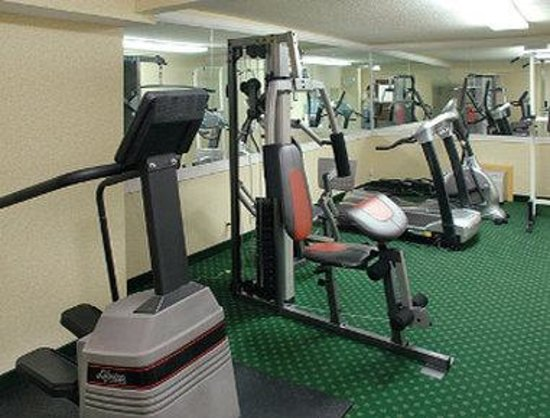 Angola, IN: Fitness Center