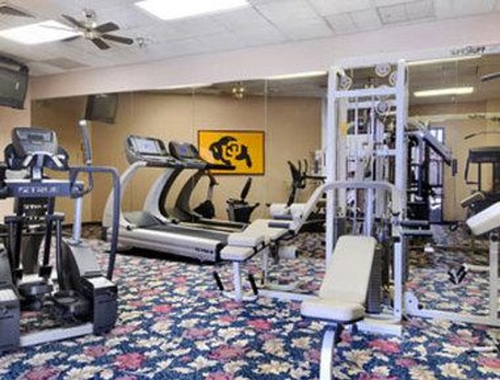 Northglenn, CO: Fitness Center
