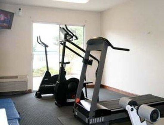 Ramada Inn East Airport: Fitness Center
