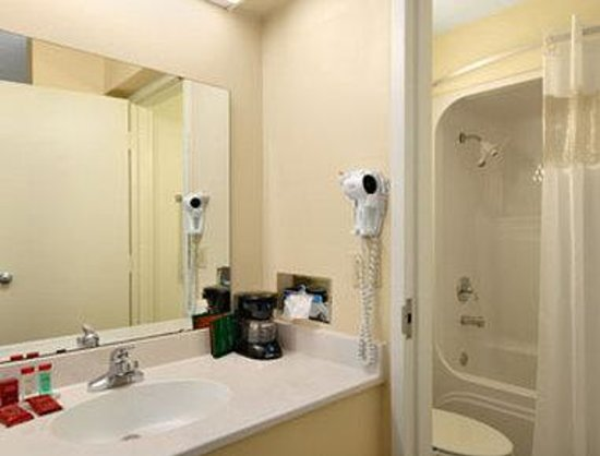 Ramada Inn Branson: Bathroom