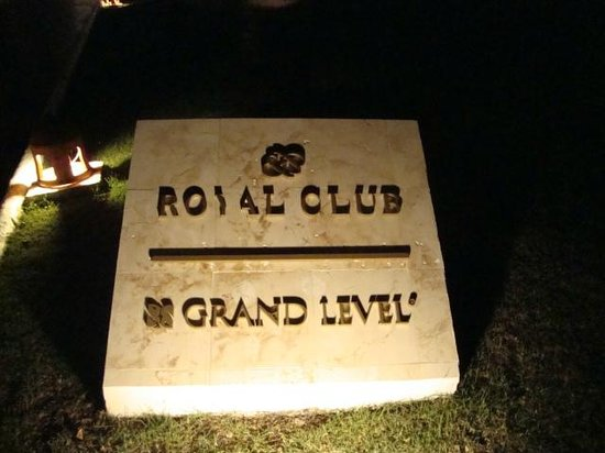 Occidental Grand Punta Cana: Royal Club