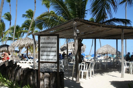 Occidental Grand Punta Cana: Royal Club Beach