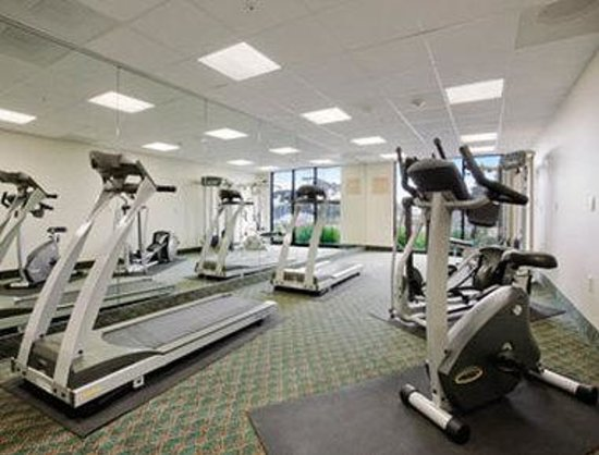 Marina, CA: Fitness Center
