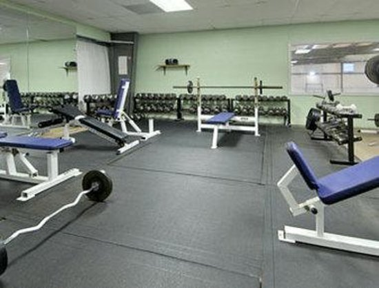 Ramada Inn Strasburg: Fitness Center
