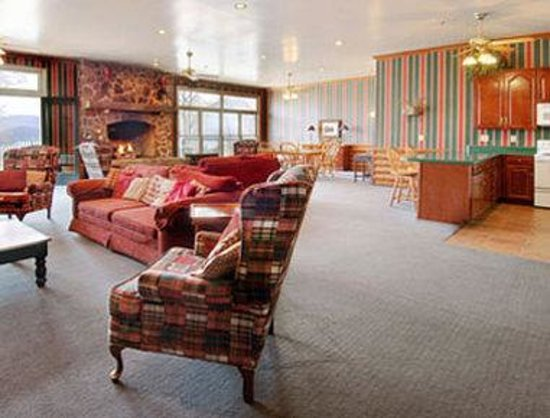 Ramada, The Lodge on Lake Chatuge: Presidential Suite