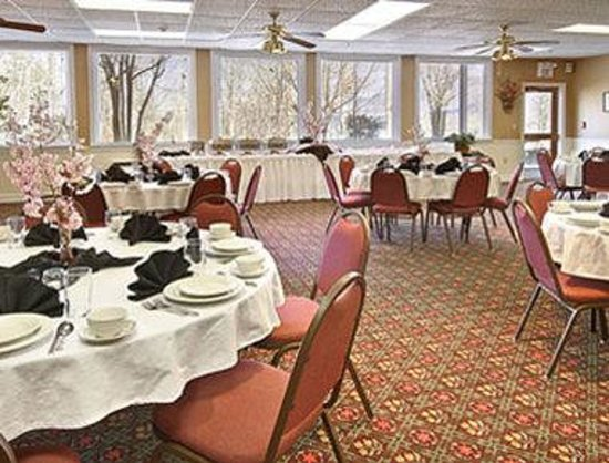 Hiawassee, GA: Banquet Room