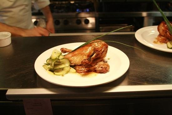 Navan, Irlanda: crispy duck