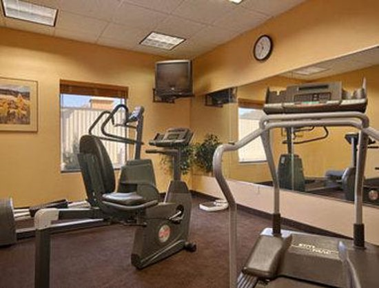 Ruidoso Downs, New Mexiko: Fitness Center