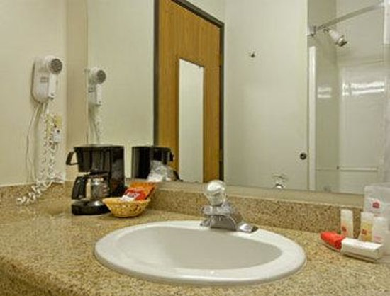 Ramada Bozeman Hotel: Bathroom