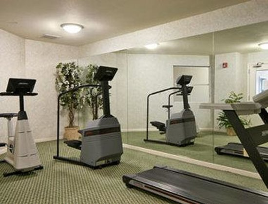 San Bruno, Kalifornien: Fitness Center