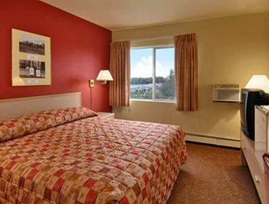 Ramada Anchorage Downtown: Standard King Bed Room