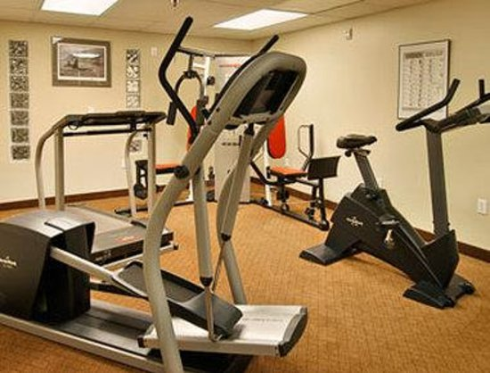 Ramada Anchorage Downtown: Fitness Center