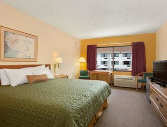 Ramada Inn Asheville: Standard King Bed Room