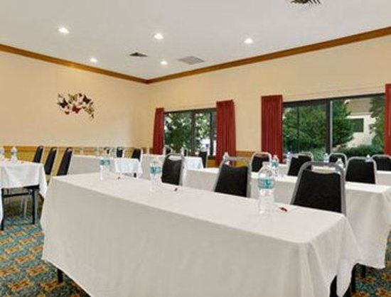 Ramada Inn Asheville: Meeting Room
