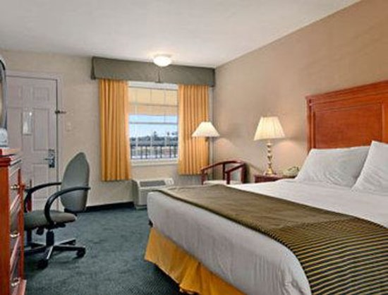 Ramada Flagstaff East: Standard King Bed Room