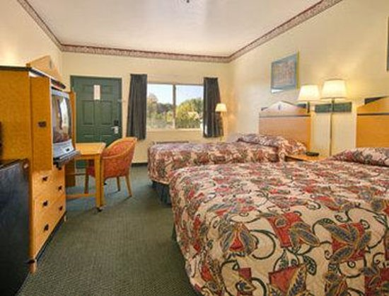 Tempe, AZ: Standard Two Double Bed Room