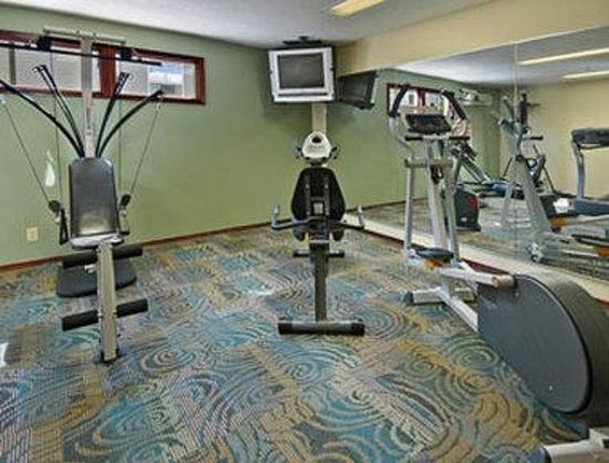 Ramada Inn St. Louis Airport/Hazelwood: Fitness Center