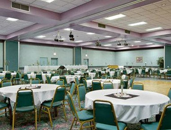 Grayling, MI: Banquet Room