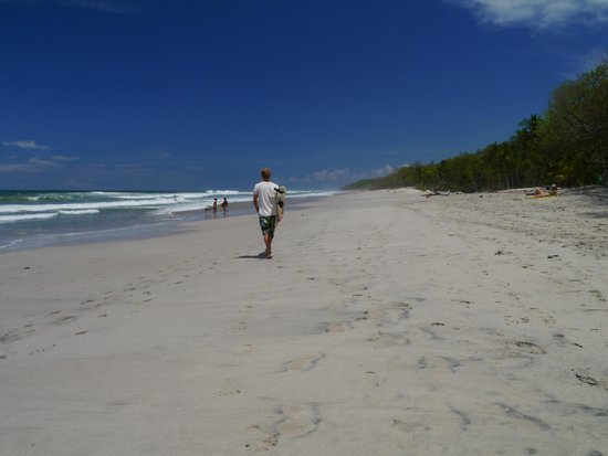 Mal Pais, Costa Rica: Playa Santa Teresa