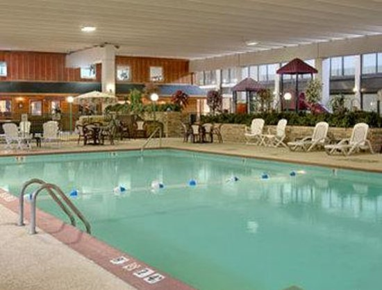 Grayling, MI: Pool