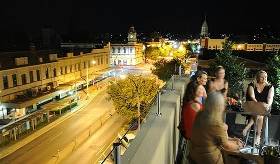 Albury, Australien: Dean Street View