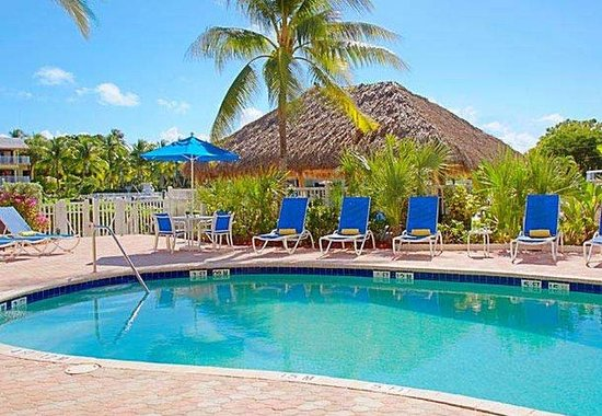 Courtyard by Marriott Key Largo: Outdoor Pool