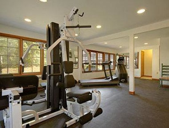 Flemington, NJ: Fitness Center
