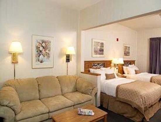 Ramada Limited Suites - Bismarck: Standard 2 Double Bed Room