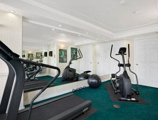 Mountain View, Καλιφόρνια: Fitness Center