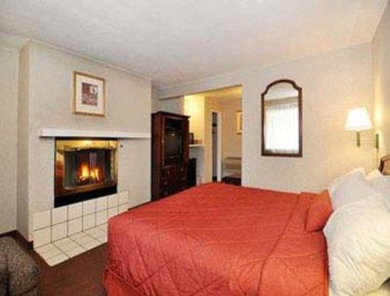 Ramada Limited Monterey Carmel: King With Fireplace