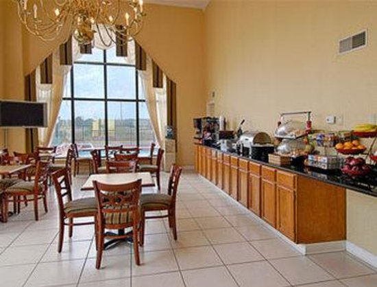 Ramada Limited - Horn Lake: Breakfast Area