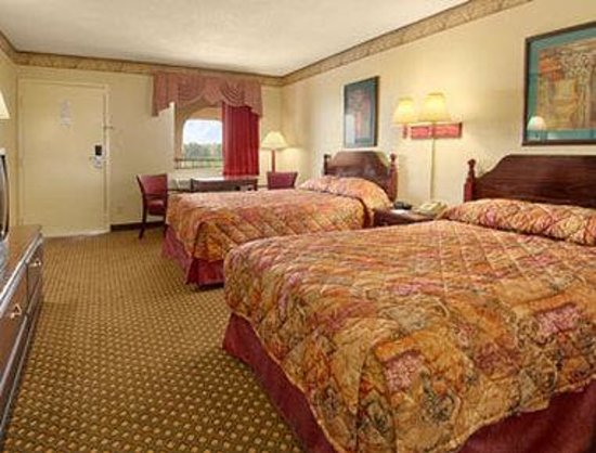 Ramada Limited - Horn Lake: Standard Two Double Bed Room